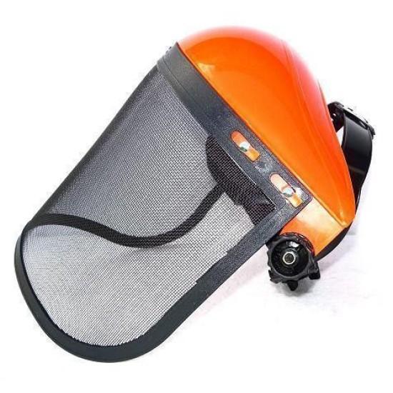 Ochranný štít sieťka pre krovinorez MAR-POL