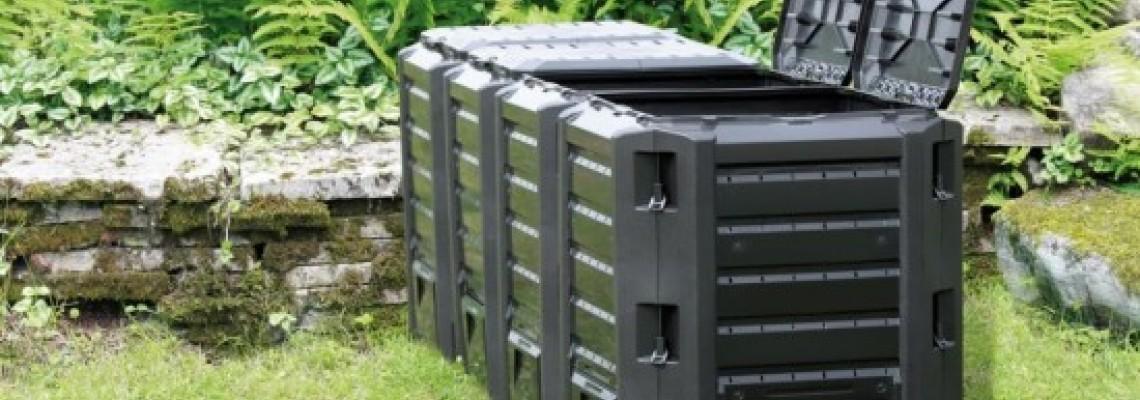 S kompostérom urobíš z odpadu poklad